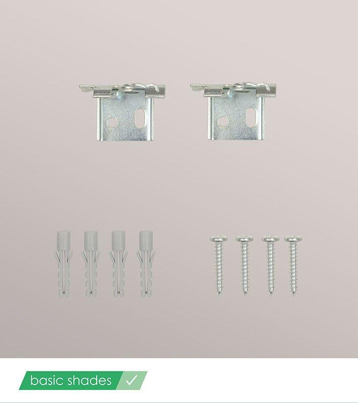 jalousien zubeh r set ersatzteile f r alujalousie 25mm bei. Black Bedroom Furniture Sets. Home Design Ideas