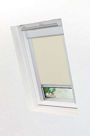 Springrollo Schnapprollo Mittelzugrollo Uni Verdunklung Fenster dunkelblau