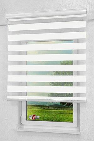Berühmt Fenster Rollo Standard ✓ Stoff selbst kürzen ✓ Wohntextilien.de VE85
