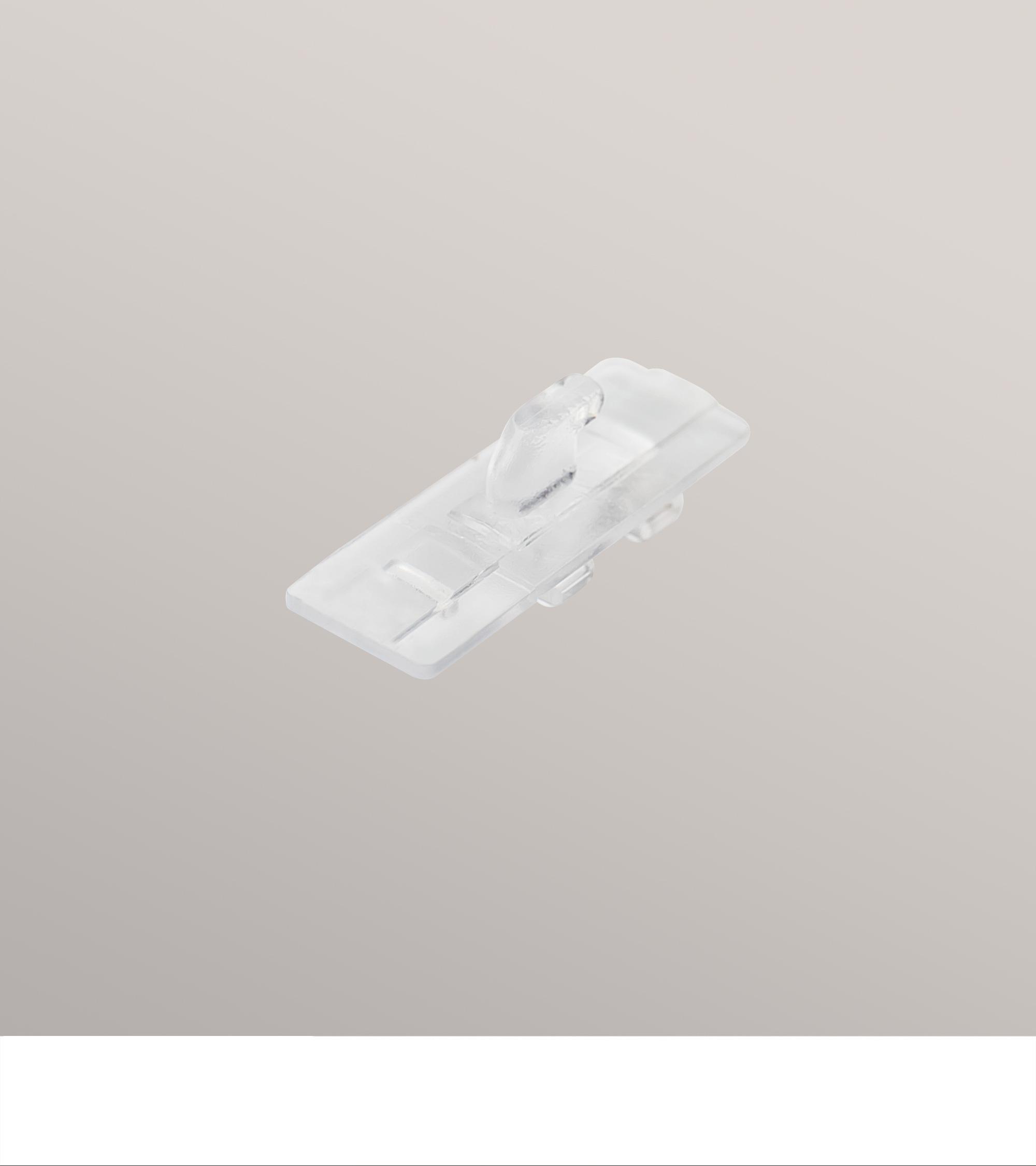 adapter f r klemmtr ger exklusiv cosiflor zur befestigung ihres cosiflor plissees. Black Bedroom Furniture Sets. Home Design Ideas